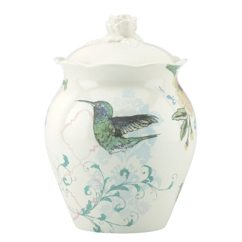 Lenox Collage Cookie Jar, 10-Inch