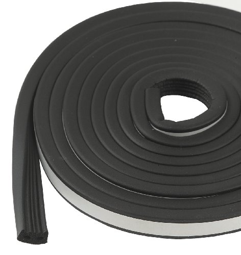 M-D Building Products 1033 All-Climate Auto and Marine Weatherstrip -inchAll-inch Strip, 10 Feet, Black (Automotive Weatherstrip Tape compare prices)