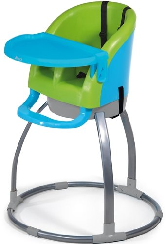 Hauck Turnaround 3 in 1 Baby Highchair - Spring