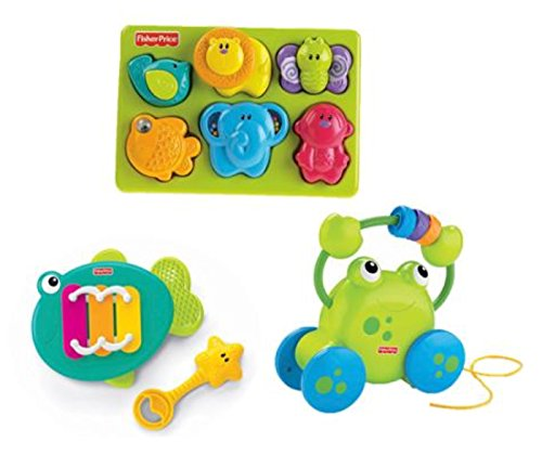 Fisher-Price Growing Baby 12 Month Gift Set - 1