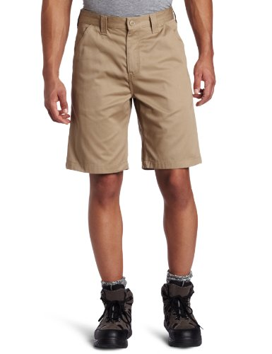Carhartt Men's Basic Twill Utility Work Short,Golden Khaki  (Closeout),30 Closeout Casual Shorts