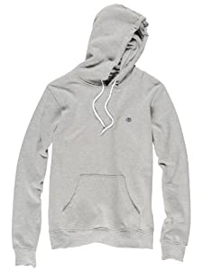 Element Herren Sweatshirt Grime VI Hoodie, grey heather, XS, 01FSD3ELPP