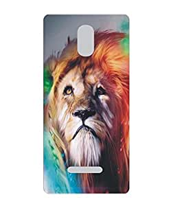 Techno Gadgets Back Cover for Gionee S6s