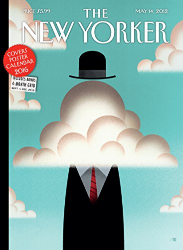 The New Yorker Covers Poster Calendar 2016 (New Yorker Covers compare prices)
