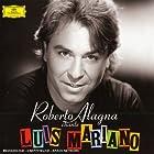 Roberto Alagna chante Luis Mariano © Amazon
