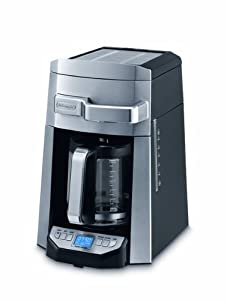 Delonghi Coffee Maker Dc514t : Amazon.com: DeLonghi DCF6214T 14-Cup Glass Carafe Coffeemaker: Drip Coffeemakers: Kitchen & Dining