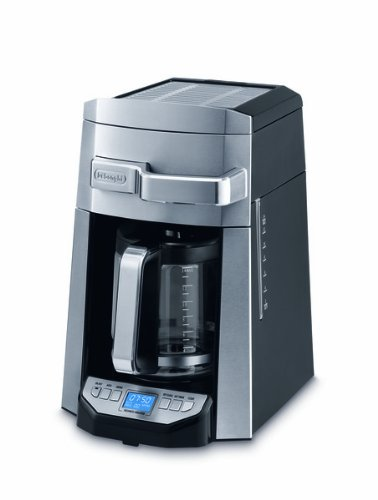 DeLonghi DCF6214T 14-Cup Glass Carafe Coffeemaker