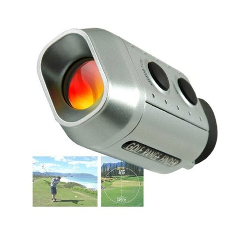 Vandesail Digital 7X Golf Range Finder Scope Accurate Digital Rangefinder With Bag,Laser Rangefinders,Golf Distance Finder