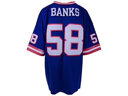 Giants Memorabilia, Giants Carl Banks Memorabilia, Carl Banks New York