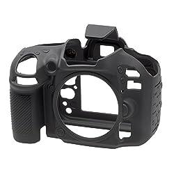 EasyCover camera case for Canon 600D Black