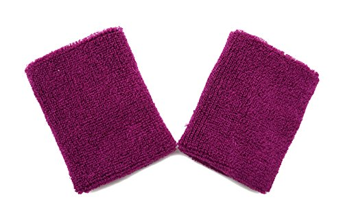 Meta-U Wholesale 25 Sets of Purple Thicken Cotton Sports Sweatbands-1Set Including 1Pce of Headband & 2Pcs of Wristbands comparison of global fisheries' efficiency levels using meta frontier