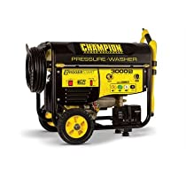 Hot Sale Champion Power Equipment No.76522 Trigger Start 3000PSI Portable Gas Powered Pressure Washer, CARB Compliant