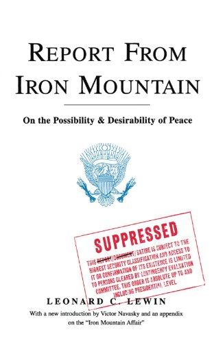 Buy Iron Mountain Now!