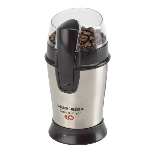 Black-Decker-CBG100S-Smartgrind-Coffee-Grinder-Stainless-Steel