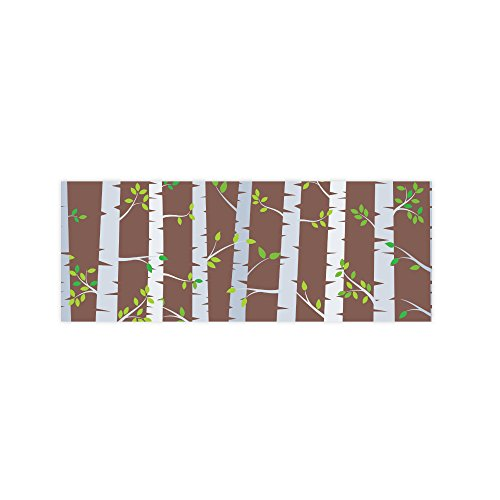 Creative teaching press woodland friends birch trees for Office display board