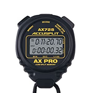 Buy Accusplit AX725PRO Timer - Track And Field by ACCUSPLIT
