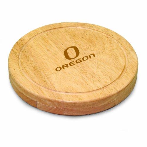 NCAA Oregon Ducks Circo Cheese Set