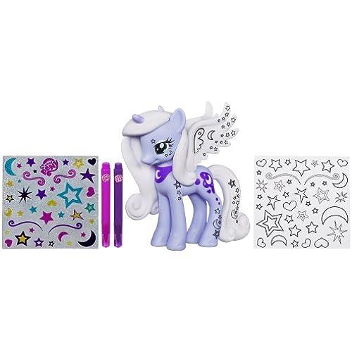 연꽃(향기백련) 브로 마이 리틀 포니 (MY LITTLE PONY) DESIGN-A-PONY Princess Luna