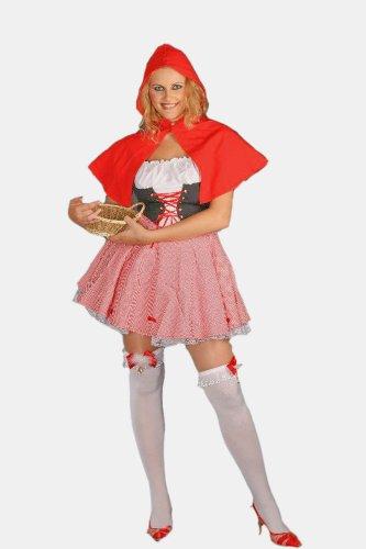 SEXY ROTKÄPPCHEN Kostüm Petticoat