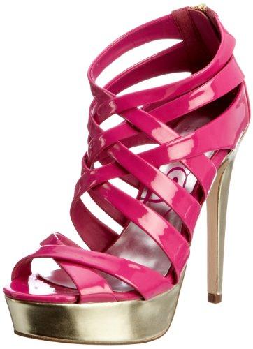 Lipsy Women's Jessie Pink Open Toe 2727398309