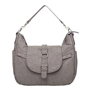 Kelly Moore B-Hobo Bag - Grey