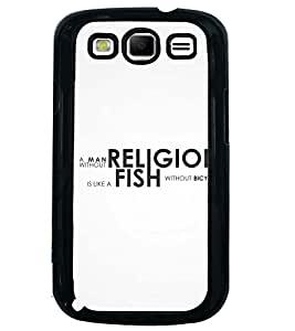 PRINTSWAG QUOTE Designer Back Cover Case for SAMSUNG GALAXY S3