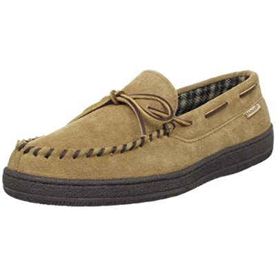 Hideaways by L.B. Evans Men's Marion Moccassin Slipper
