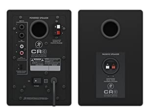 """Mackie CR4 LTD Limited Edition 4"""" Creative Reference Multimedia Monitors"""