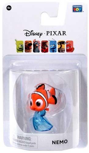 Disney / Pixar Finding Nemo 2 Inch Mini Figure Nemo