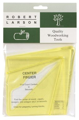 Robert Larson 800-2875 Plastic Center Finder (Center Marking Tool compare prices)
