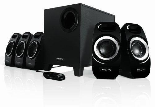 Creative Inspire T6300 5.1 Multimedia Speaker System