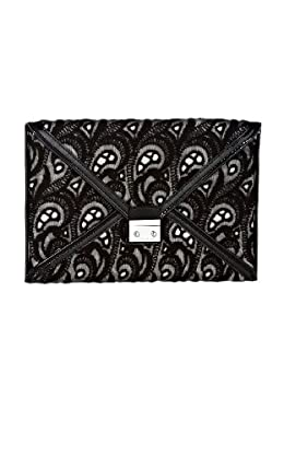 Lace Envelope Clutch