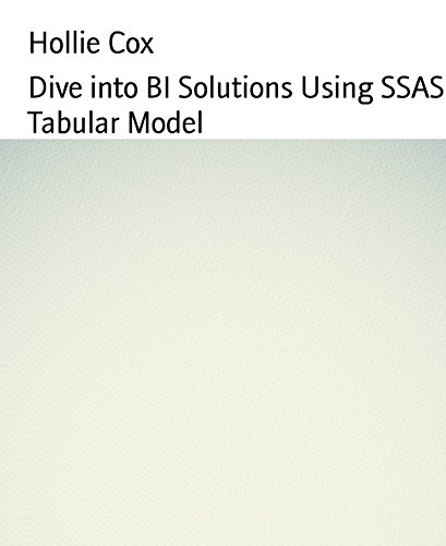 Dive into BI Solutions Using SSAS Tabular Model (Tabular Model compare prices)