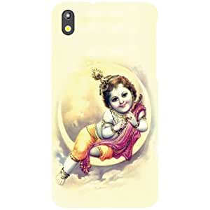 Printland Lord Krishna Phone Cover For HTC Desire 816G