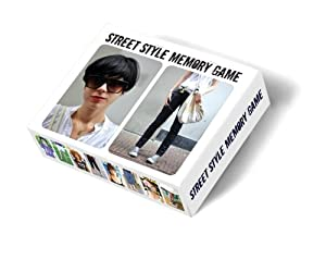 Street Style Memory Game