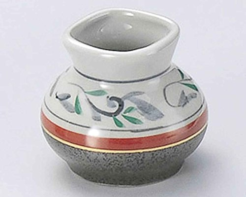Tessa Karakusa 6.5cm Ensemble de 10 Toothpick holders Grey Ceramic Originale Japonaise