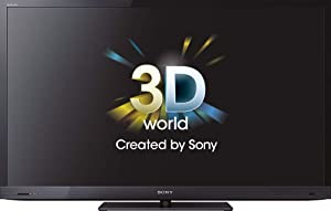 Sony KDL40EX723BU 40-inch Widescreen Full HD 1080p 3D 100Hz Edge LED Internet TV with Freeview HD (discontinued by manufacturer)