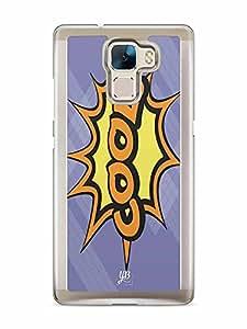 YuBingo Cool Designer Mobile Case Back Cover for Huawei Honor 7