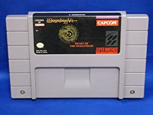 Wizardry V: Heart of the Maelstrom - Nintendo Super NES
