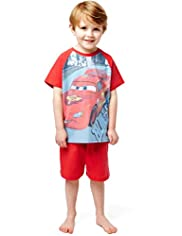 Pure Cotton Disney Cars Short Pyjamas