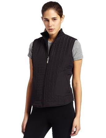 Bollé Women's Essential Reversible Tennis Vest, Black, X-Small