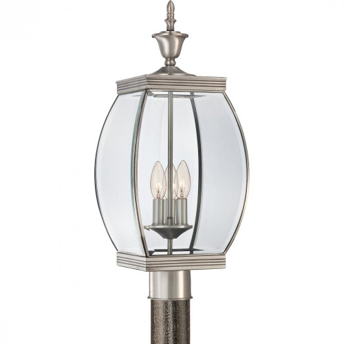 Quoizel OAS9009P Oasis with Pewter Finish Large Post Lantern (Quoizel Oasis compare prices)