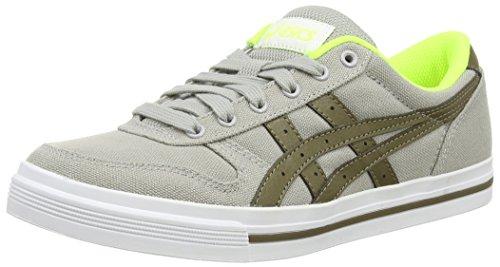 Asics Aaron, Unisex-Erwachsene Sneakers, Grau (light Grey/olive 1386), 42 EU thumbnail