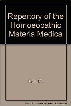 kent materia medica pdf free download