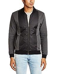 Arrow Newyork Mens Cotton Sweatshirt (8907259329512_AKQY9301_X-Large_Melange Grey)