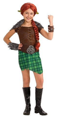 [Deluxe Fiona Warrior Costume - Toddler] (Warrior Fiona Costumes)