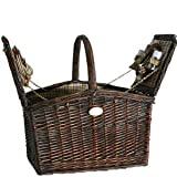 Fairmont Picnic Basket for 4