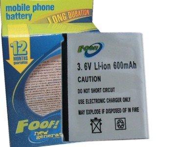 """""""Eximet"""" AKKU für Handy SAMSUNG D800 D 800 Original verpackt Batterie Accu Batterie"""