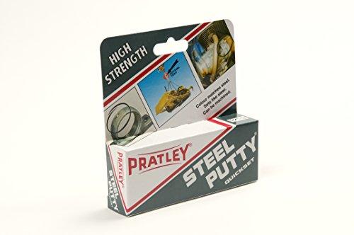 1-x-pratley-steel-metal-adhesive-epoxy-putty-125g-84136-new