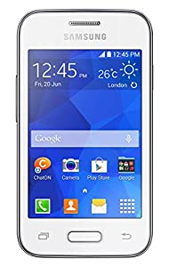Samsung G130 Galaxy Young 2 SIM-Free Smartphone - White